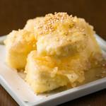 《変わり種》カマンベールチーズの天ぷら