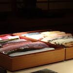 菊鮨 - ◆素晴らしい、、眺めるだけで幸せな気持ちになります。