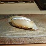 菊鮨 - ◆細魚・・しっとり感を感じますし、いい味わいですこと。