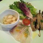 クッチーナ イタリアーナ アミーチ - 前菜の盛り合わせ