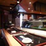 大番寿司 - 店内