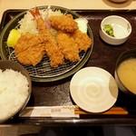 和幸 - 料理写真:かき盛合わせご飯