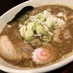 つけ麺 丸和 - ハーフミックス中華そば(麺中盛り)