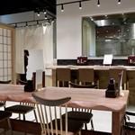 うなぎ 四代目 菊川 - 高級感のある落ち着いた和の雰囲気