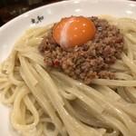 つけ麺 丸和 尾頭橋店 - つけ麺アップ