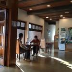 釧路市湿原展望台レストハウス 憩っと - 店内