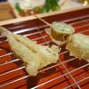 池田屋 - 料理写真:メゴチ、下仁田ねぎ