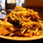 古寿茂 - 肉野菜炒めアップ