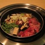 肉一代 - すき焼き。計6000円