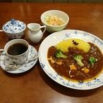 椿屋カフェ - ハヤシライス