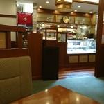 椿屋カフェ - 店内の雰囲気