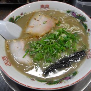 一骨入魂 - 料理写真:「ラーメン」600円
