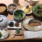 旬菜 いまり - 朝食