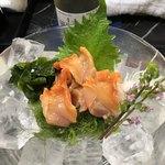 季節料理 藤 - 赤貝