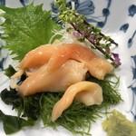 季節料理 藤 - 青柳