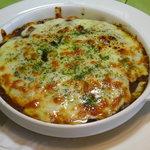 るぅ~ - たっぷりチーズの焼きカレー