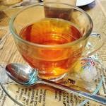 ワイアード カフェ - セットドリンク    紅茶