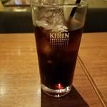 笹塚ボウル - コーラが合います