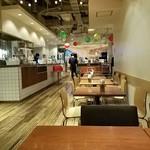 笹塚ボウル - こじゃれたカフェだ