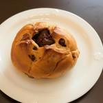 ご・ぱん - これでもかってぐらいぶどうの入っているパン
