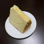 ご・ぱん - 料理写真:バニラシフォン