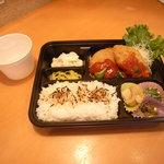 竹ちゃん - お弁当 白身魚のチリソース