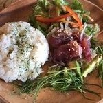 HawaiianDining&CafeBar「HONOGARDEN」 -