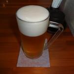 大和田 - ドリンク写真:グラスビール(400円)