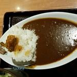 四國 - カレー