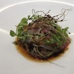 アニエルドール - 和牛 牡蠣 ネギ セリ