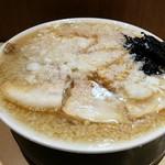 麺工 豊潤亭 - 真っ白け