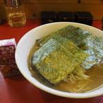 しらいし - 料理写真:ネギラーメン(900円)