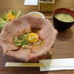 レストランcontact - 2017.12 実物(ご飯は少な目でオーダー)