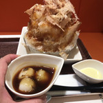 麺とかき氷 ドギャン -