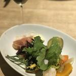クラッティーニ - 農園野菜のインサラータ