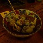 山吹 - つぶ貝の煮たの