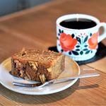 珈琲 二条小屋 - キャロットケーキ、サントス