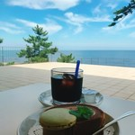 城崎マリンワールド カフェ&レストラン テラス - 料理写真:チョコロールセット