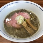 中華そば 西川 - 料理写真:西川の中華そば(780)