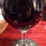 Spanish Bar Pasion -         グラスワイン(赤)