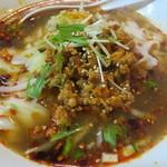 福の市 - 酸辣刀削麺