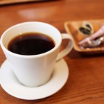 チルミーカフェ - 食後のコーヒー
