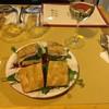 ヴィナイーノ キョウト - 料理写真:スキアッチャータ ジョットと、サンジョベーゼ白