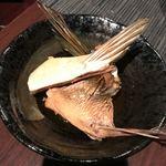 海藤花 - チヌカマとハマチのカマ