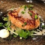 海藤花 - お魚ハンバーグ