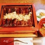 元祖本吉屋 - 特せいろ蒸し様(3900円)