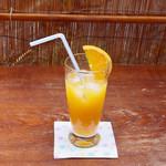 ろじうさぎ - フレッシュオレンジジュース