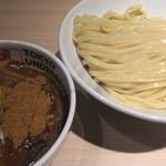 77668927 - つけ麺(830円)