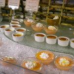 THE BUFFET STYLE SARA - デザートのコーナー