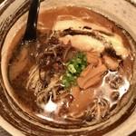 麺屋 紡 - 紡らーめん 650円